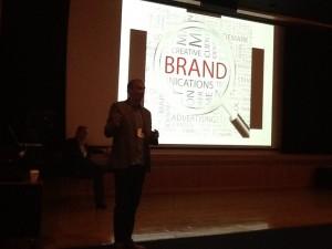 Ithaca College Presentation - 10.11.13